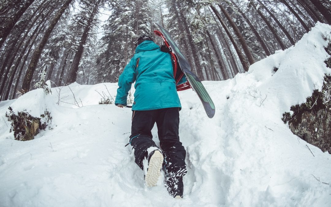 3 Ways Snowshoeing Can Help You Leave (big) Law
