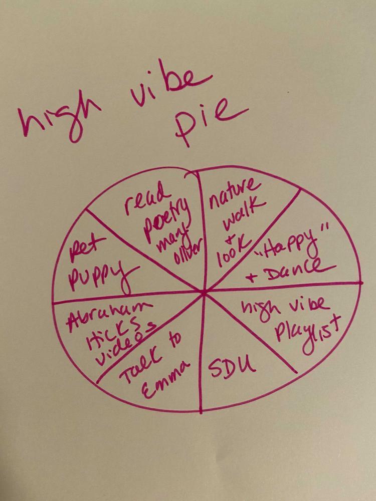 no feeling is final pie chart